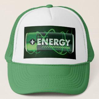Positiver Energie Satz-Fernlastfahrer Hut Truckerkappe
