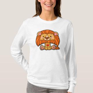 positiver Löwe 2 T-Shirt