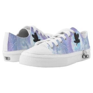 Post-Eulen-Schuhe Niedrig-geschnittene Sneaker