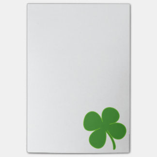 Post-it® Shamrock irlandais
