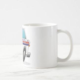 Post-LKW OKLAHOMA Kaffeetasse