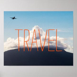 Poster La vie de voyage