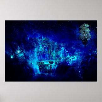 Poster Voyage à Neverland