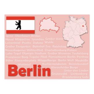 """Postkarte """"Berlin """""""