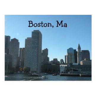 Postkarte Bostons MA