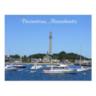 Postkarte Cape Cods Provincetown Massachusetts