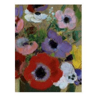 Postkarte der Blumen-CC0061