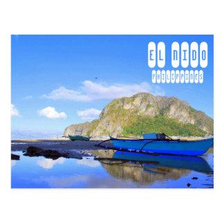 Postkarte EL Nido