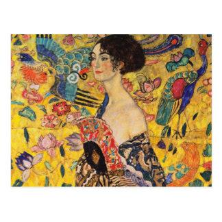 Postkarte Gustav Klimt