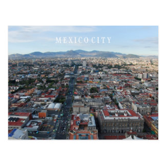 Postkarte | Mexiko - Mexiko City