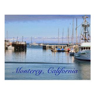 Postkarte Monterey, Kalifornien