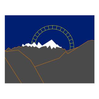 Postkarte Mt. Whitney