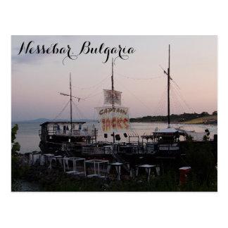 Postkarte Nessebar, Bulgarien