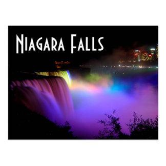 Postkarte/Niagara Falls Postkarten