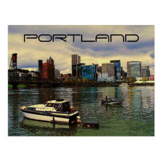 Postkarte Portlands (ODER)