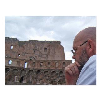 Postkarte Roms, Italien