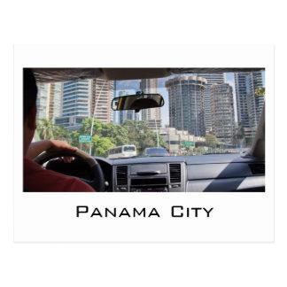 Postkarte von Panama-Stadt