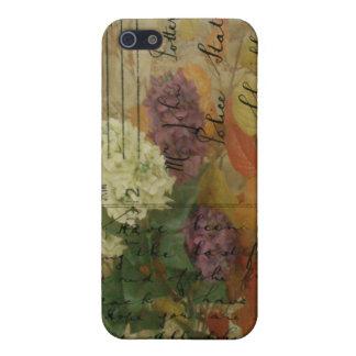 Postkarten-Blüte iPhone 5 Case