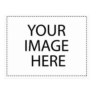 Postkarten-horizontale Schablone Postkarten