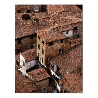 Postkarten Siena |