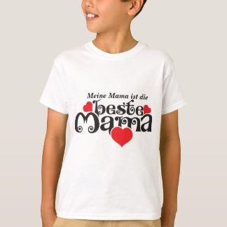 Pour la meilleure maman… t-shirt