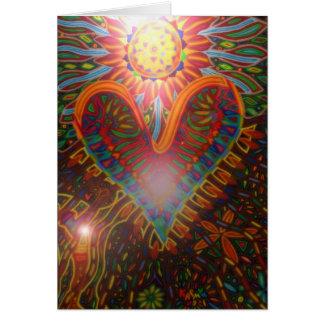 power of love - digital - 2011 grußkarte