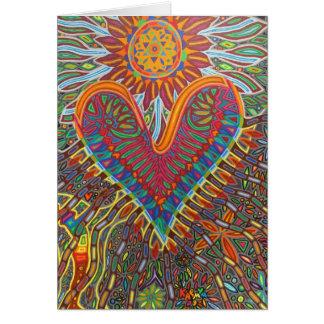 Power von Liebe 2009 (Grußkarte)