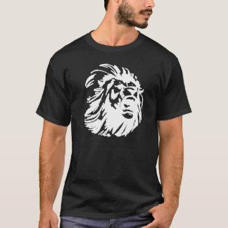 Power von zion wurzelt Reggaelöwe T-Shirt