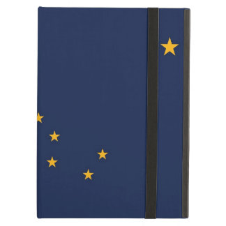 Powis Ipad Fall mit Alaska-Staats-Flagge, USA