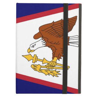 Powis Ipad Fall mit American- Samoaflagge, USA