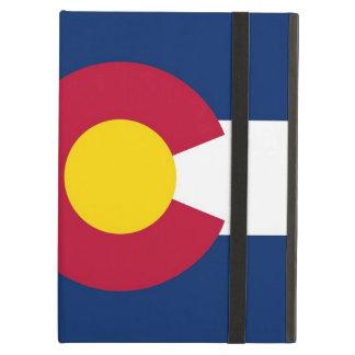 Powis Ipad Fall mit Colorado-Staats-Flagge, USA