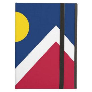 Powis Ipad Fall mit Denver-Stadt-Flagge, USA