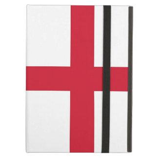 Powis Ipad Fall mit Flagge von England