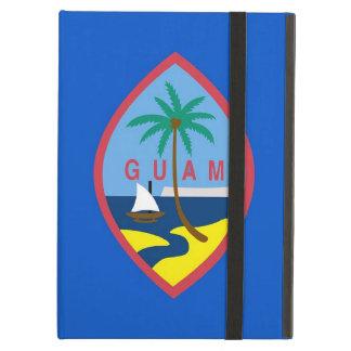 Powis Ipad Fall mit Guam-Staats-Flagge, USA