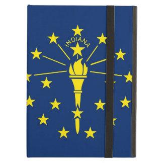Powis Ipad Fall mit Indiana-Staats-Flagge, USA