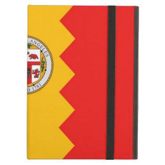 Powis Ipad Fall mit Los Angeles-Flagge, USA
