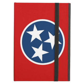 Powis Ipad Fall mit Tennessee-Staats-Flagge, USA