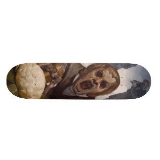 PPZ Zombie-Skateboard 19,7 Cm Skateboard Deck