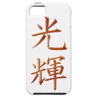 Pracht-Helligkeit iPhone 5 Hülle