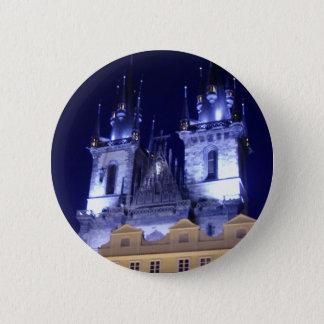 Prag Runder Button 5,7 Cm