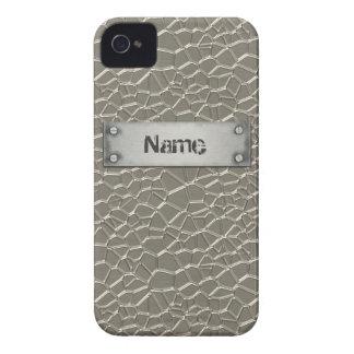 Prägeartiges Aluminium iPhone 4 Cover