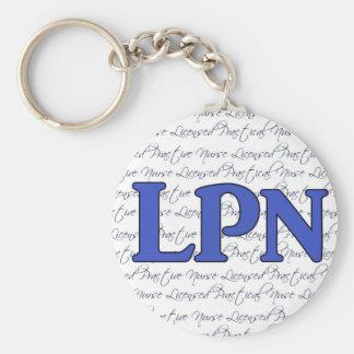 Praktische Krankenschwester keychain Schlüsselanhänger