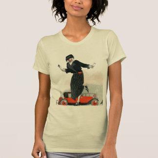 Prallplatte und Roadster T-Shirt