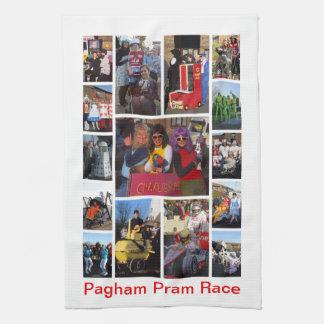 Pram-Rennen Handtuch