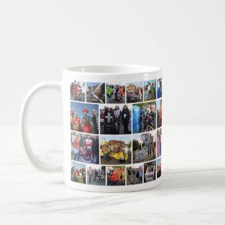 Pram-Rennen Kaffeetasse