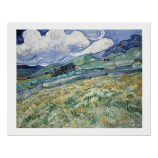 Prämien-Plakat Van- Goghst. Remy Poster