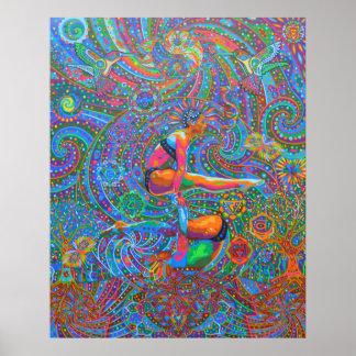 Prana Flow - 2014 Poster