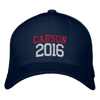 Präsident 2016 Ben-Carson Bestickte Kappe