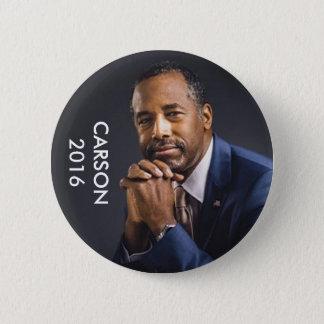 Präsident 2016 Ben-Carson Runder Button 5,7 Cm
