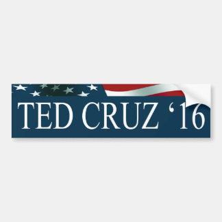 Präsident 2016 Ted-Cruz Autoaufkleber